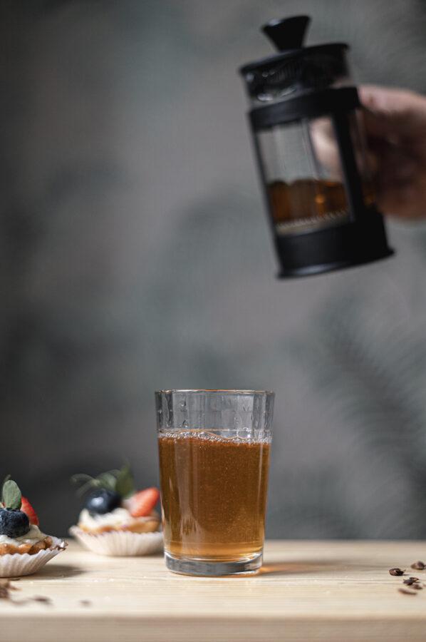 Cascara Carmen estate, kafijas ķiršu tēja